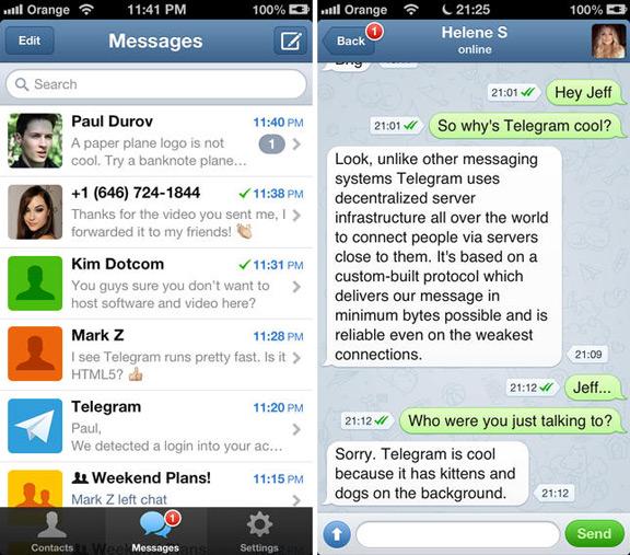 Программа телеграмм для андроид скачать