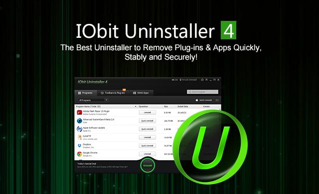 IObit Uninstaller что это за программа